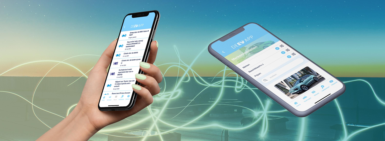 App laten ontwikkelen door WebSentiment